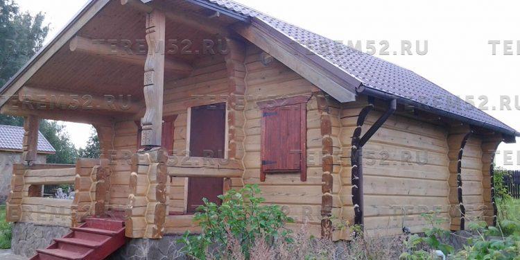 Баня д. Санагирево (Чкаловский район)
