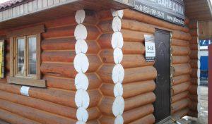 Конопатка деревянных домов